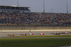 The start of the Meijer Indy 300