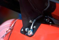 Hendrick Motorsports Chevrolet rear wing detail