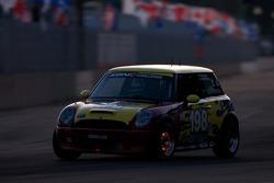 #198 RSR Motorsports Mini Cooper S: Adam Burrows, Trevor Hopwood