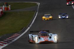 #009 Aston Martin Racing Lola Aston Martin: Harold Primat, Darren Turner