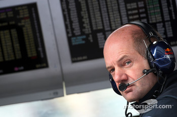 Adrian Newey, Red Bull Racing, Technical Operations Director