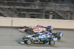 Tomas Scheckter, Dreyer & Reinbold Racing; Raphael Matos, Luzco Dragon Racing; and Marco Andretti, Andretti Green Racing