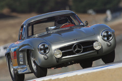 Alex Curtis, 1955 Mercedes-Benz 300SL
