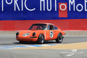 Marc Zurlinden, 1968 Porsche 911