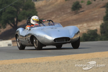 Robert Engberg, 1957 Elva Mk II