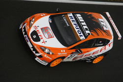 Tom Coronel, Sunred Engineering, Seat Leon 2.0