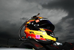 Helmet of Fabian Coulthard