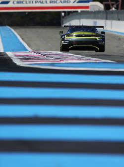 #97 Aston Martin Racing, Aston Martin Vantage GTE: Marco Sorensen, Jonathan Adam, Fernando Rees