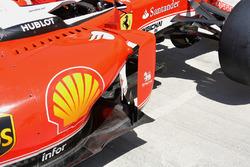 Ferrari SF16-H side detail