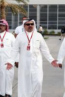 فورمولا 1 صور - الشيخ سلمان بن حمد آل خليفة