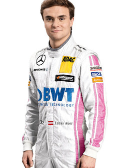 Lucas Auer, BWT Mercedes-AMG C 63 DTM
