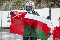 Red Bull show run: Oman