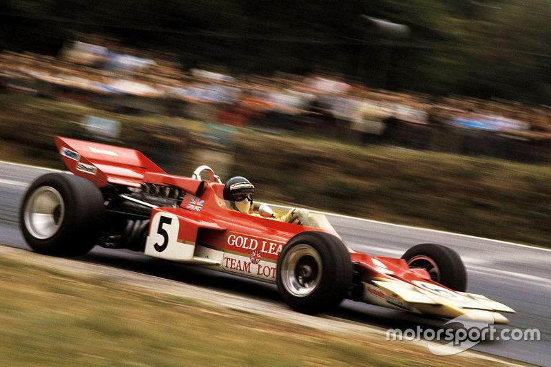 1970: Lotus 72B