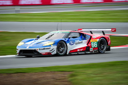 #66 Ford Chip Ganassi Racing Team UK Ford GT: Olivier Pla, Stefan Mücke, Billy Johnson