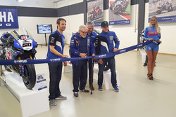 Yamaha Superbike Temple presentation