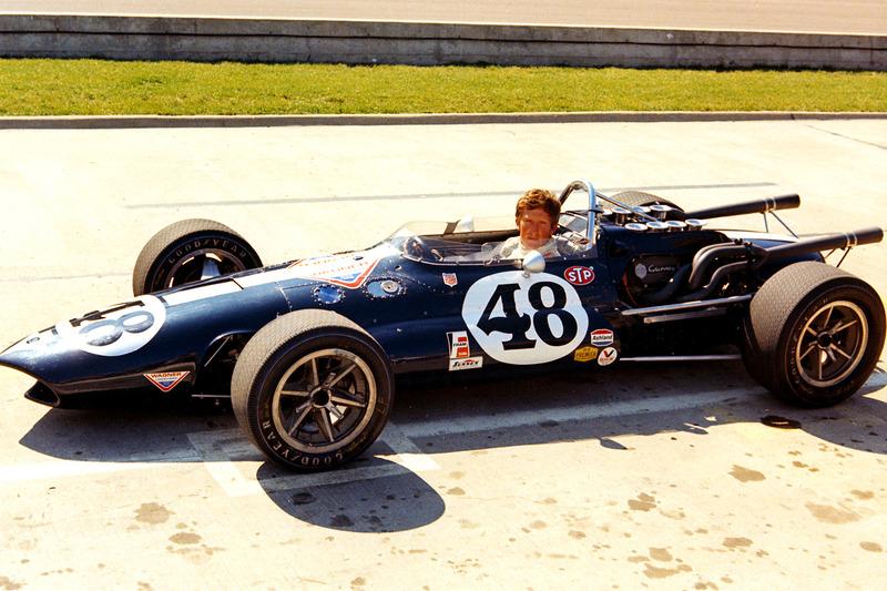 1967: Rookie Jochen Rindt