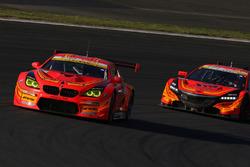 #55 Autobacs Racing Team Aguri BMW M6 GT3: Shinichi Takagi, Takashi Kobayashi