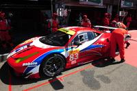 WEC Foto - #83 AF Corse Ferrari 458 Italia: Francois Perrodo, Emmanuel Collard, Rui Aguas