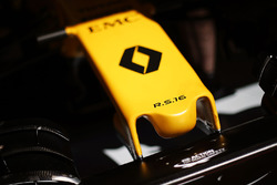 Renault Sport F1 Team RS16 nosecone detail