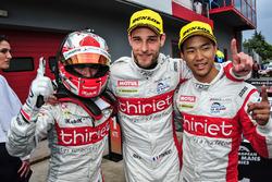 Winners LMP2 #46 Thiriet by TDS Racing Oreca 05 - Nissan: Pierre Thiriet, Mathias Beche, Ryo Hirakama