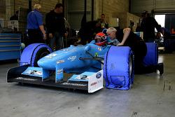 #2 Marijn Van Kalmthout, VK Racing, F1 Benetton B197 Judd 4.0 V10