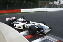 #5 Frits Van Eerd, VES Racing, F1 Tyrrell 026 Ford 3.0 V8