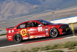 #99 Automatic Racing BMW M3 Coupe: Mark Hillestad, Barry Waddell