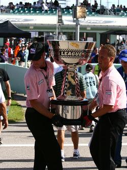 Indy Racing League trophy