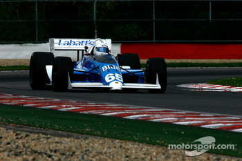 #65 Alain DeBlandre, Team Ryschka, CART Lola Cosworth 2.8 V8 Turbo [ex-J. Jones]
