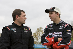Casey Atwood and Matt DiBenedetto