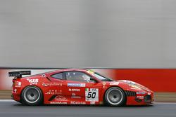 #50 AF Corse Ferrari F430: Toni Vilander, Gianmaria Bruni