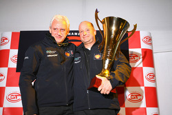 Prize giving party: FIA-GT GT1 champion team