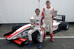 Andy Soucek 2009 F2 Champion with Richard Plant 2009 FPA Champion