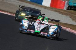 #17 Sora Racing Pescarolo Judd: Christophe Tinseau, Shinji Nakano