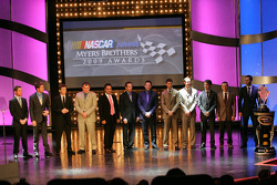 Myers Brothers Awards: the 12 Chase for the Cup drivers