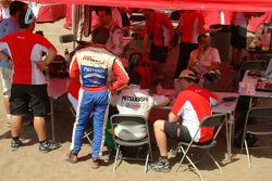 JMB Stradale drivers meeting