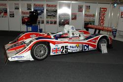 MG Lola LMP2 Car