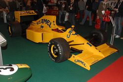 Martin Donnelly's F1 Lotus