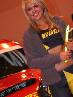 A model for Pirelli