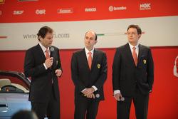 F1: Aldo Costa, Luca Marmorini, Nicola Tombazis