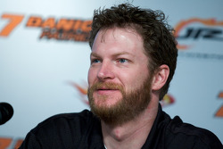 JR Motorsports press conference: Dale Earnhardt Jr.