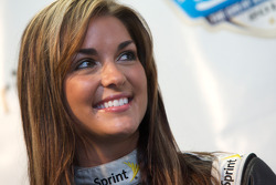 Miss Sprint Cup press conference: Paige Duke