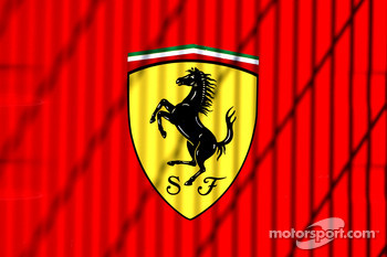 The Ferrari logo