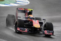 Jaime Alguersuari, Scuderia Toro Rosso, STR05