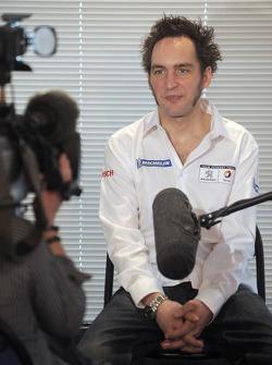Promotion series presentation: Franck Montagny
