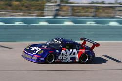 #66 TRG Porsche GT3: Ted Ballou, Andy Lally