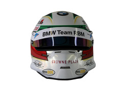 Andy Priaulx, BMW Team RMB, BMW 320si helmet