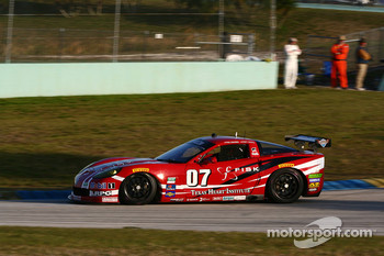 #07 Banner Racing Corvette: Paul Edwards, Leighton Reese, Scott Russell