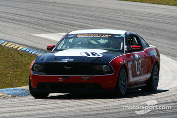 #16 Multimatic Motorsports Mustang Boss 302R: Gunnar Jeannette, Frankie Montecalvo