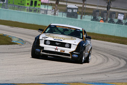 #11 CMA Motorsports Ford Mustang GT: Scott Panzer, Todd Snyder